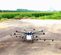 China manufacture 6-20L payload UAV drone crop sprayer