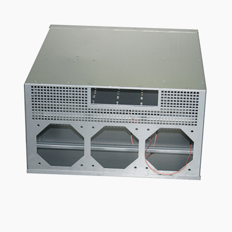 4u miner rig case for Coin mining machine