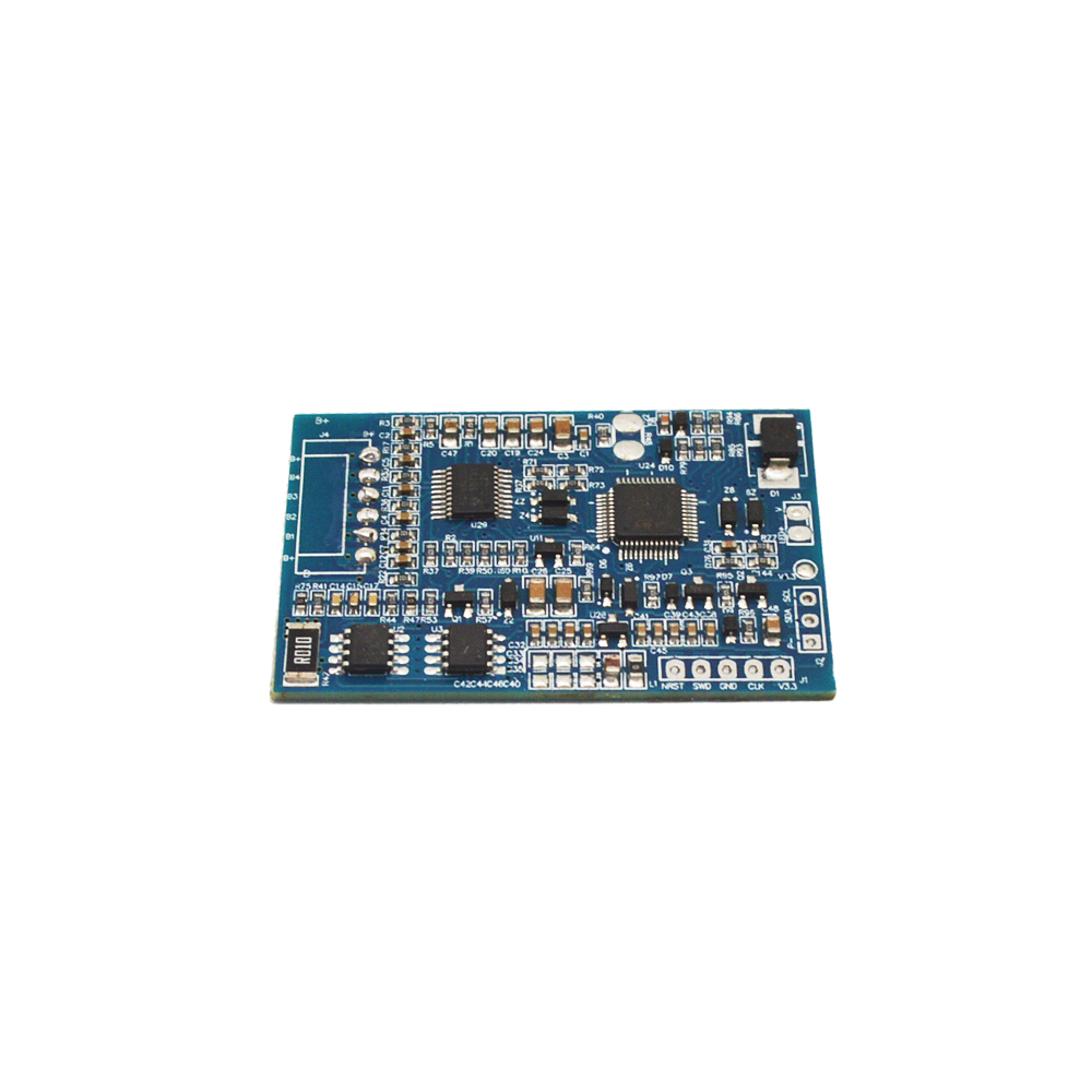lithium smart BMS ajustable 3-5S PCB circuit module for lifepo4 battery