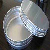 hot sale wholesale aluminum jar