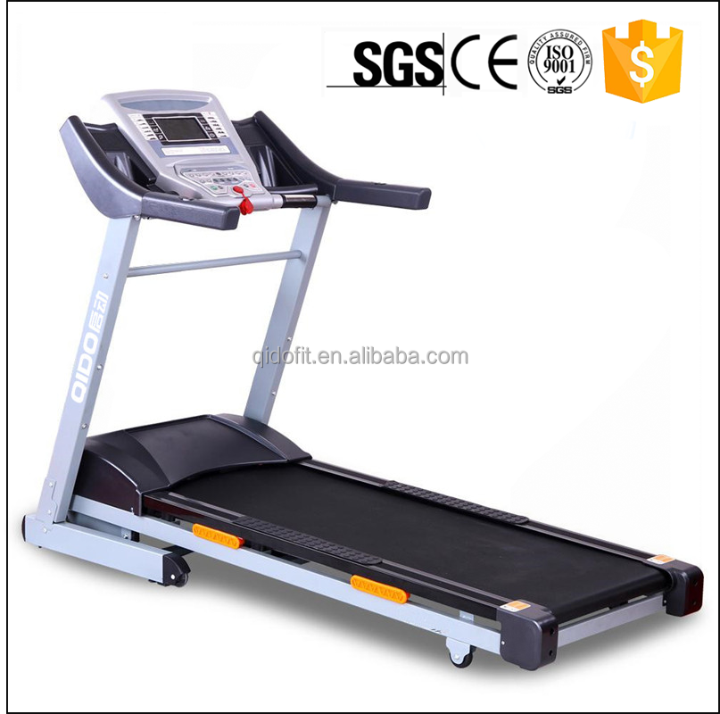 2017 New Home Gym Fitness Equipment Foldable Treadmill Exercise Machine for Sale