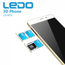 Made in china cell phone / buy cheap china phone / no brand smart phone 3D