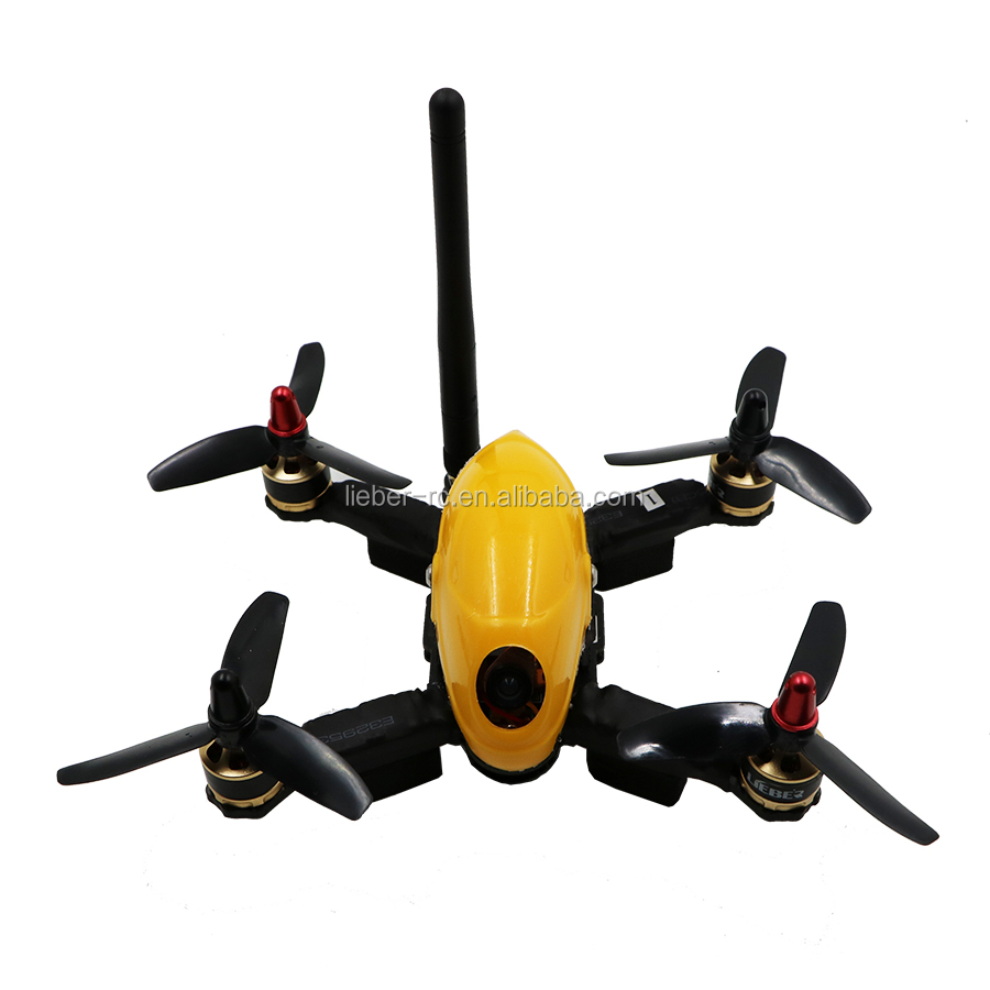 2.4g 4-axis ufo aircraft quadcopter kit with hd camera mini size