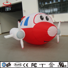 inflatable decoration product, inflatable plane model