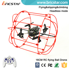 2 In 1 2.4GHz Hybrid radio controlled drone with 6-axis gyro/rc flying car/rc quadcopter helicopter