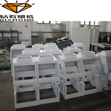High wear-resisting rice mill machinery spare parts with ce