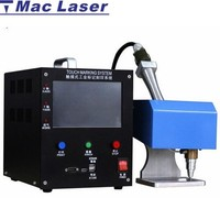 MAC Portable Lightweight Hand-held marking machine/Engine Car Frame/Metal Pipe Dot Peen pneumatic marking machine