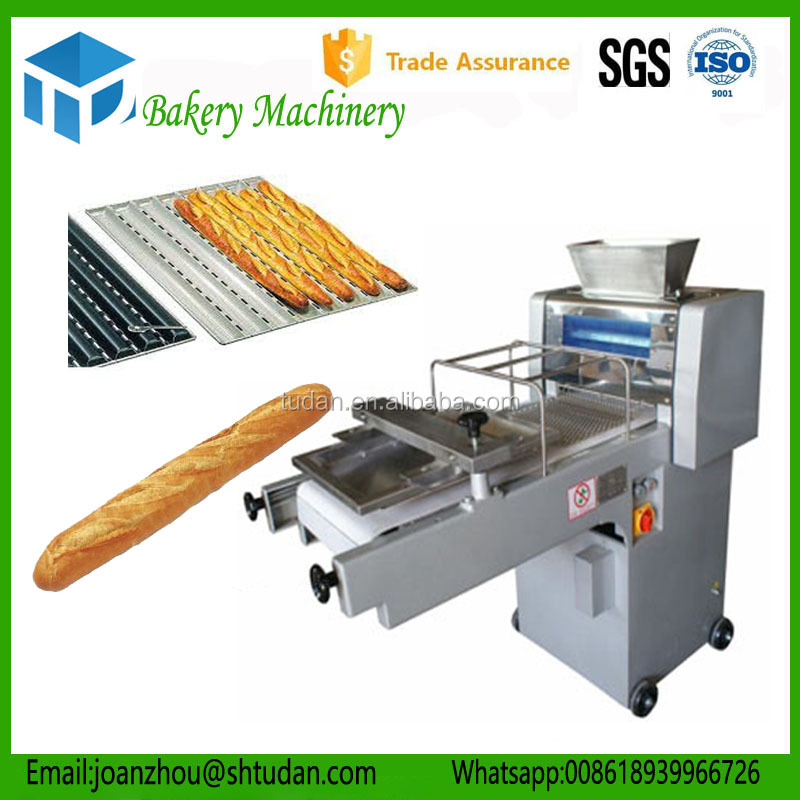 Customized mold size bread depanner, bread stripping machine(gas/electric rotary oven)