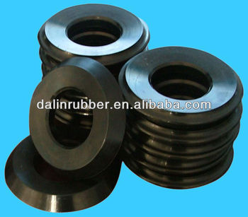 piston rubber and valve rubber for Mud pump parts
