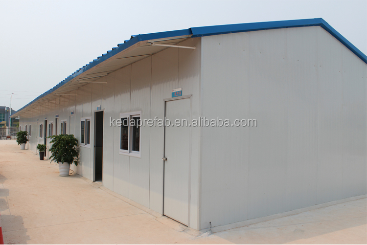 Hot selling gable roof low cost modular mobile homes prefab house for sale