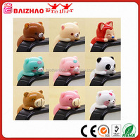 Lovely Animal Ear Cap Mobile Phone Dust Plug