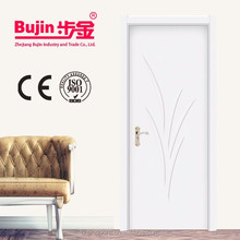 Popular style solid malaysia price china wooden interior door