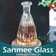 SuppliesSmall Glass Bottles 146ml Transparent Glass Bottle For Perfume