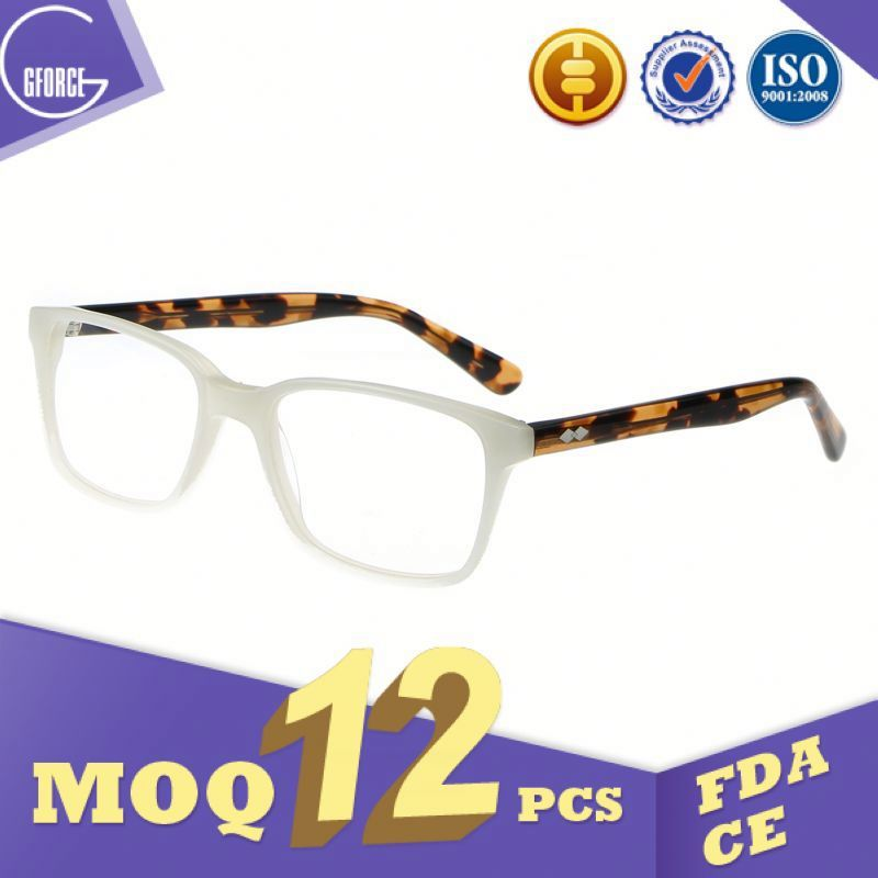 Clear Eyeglasses Frames, magnets, micro fiber cloth