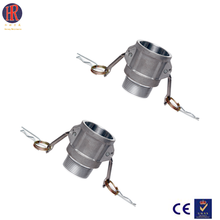 Hot Sale Aluminium Cam and Groove Couplers