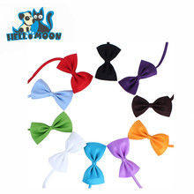 Wholesale Multicolor Bow tie Grooming Cute Dog And Cat Pet Accessories