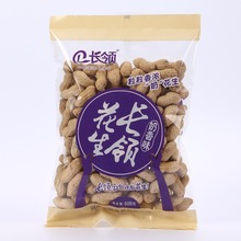 changling fried peanut milk 500g casual snacks, snack bags of roasted seeds and nuts