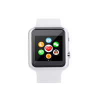 Bluetooth Smart Watch A9S For Apple iPhone IOS & Android Smart Phone with Heart Rate Lower Blood Pressure Wrist Smart Watch