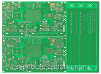 software pcb layout,pcb design and layout,quick prototype-18 layer mix-material board