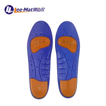 Good quality pu foam sport shoe insole for athlete