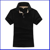 new model polo shirt wholesale cheap polo shirt custom cotton polo t-shirt for sex ladies