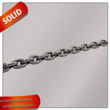 electric hoist 23MnNiMoCr54 steel alloy chain in factory