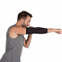 unisex fitness compression arm sleeve arm support compression elbow sleeve