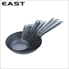 Cheap Commercial cast-iron skillet/mini cast iron skillet
