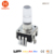 12mm LED size absolute rotary encoder with push switch