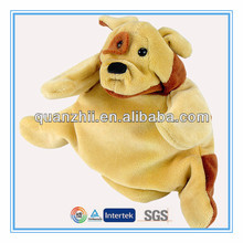 2013 custom new plush dog sex toys hand puppet for sale