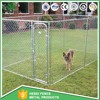 10x10x6 foot classic galvanized iron fence outdoor dog kennel/dog kennel fence pannel
