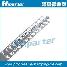 Metal bracket stamping die/bracket progressive punching die/press tool