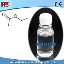 High quality Aroma chemicals Ethyl acetate