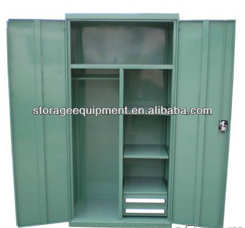 steel cupboard
