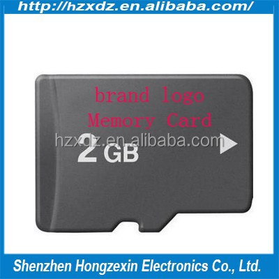 Facotory wholesale micro memory sd TF card 2gb memory card unlock