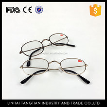 TTY-0203 free sample Crazy selling cheap PC frame color best design optics customized eye glasses 2016 reading glasses