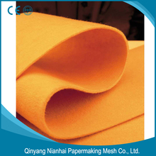 Customizable high quality polyester corrugated felt for paper machine