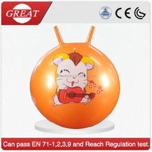 Popular China manufacture high quality custom space hopper ball