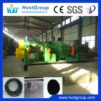 used tire crushing machine/ tyre recycling equipment with high quality