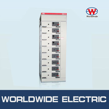 low voltage electric generator control panel