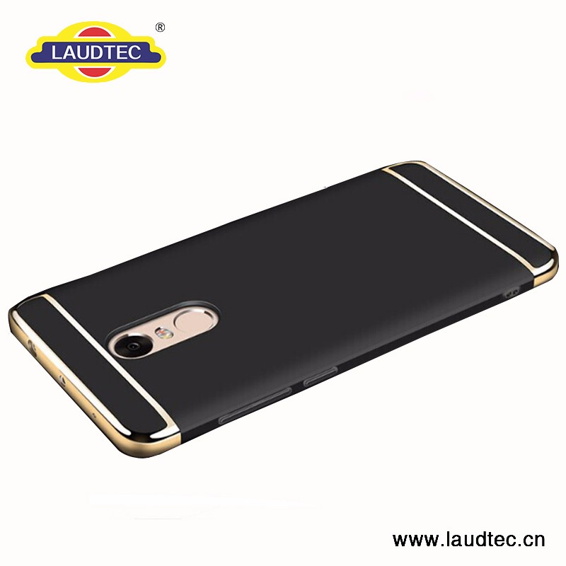 3 in 1 shockproof case for Xiaomi Redmi Note 4 armor back case cover ------ Laudtec