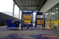 Color Paver Block Making Machine with low price (QT4-30)