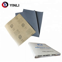 Wet and Dry Sandpaper Waterproof Sandpaper with Grit 60-5000 Sandpaper Set