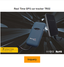 Real Time GPS car tracker TR02