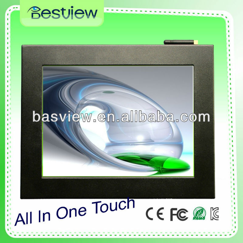 "15 "" Marine/Mobile and Control markets Touch PCs"