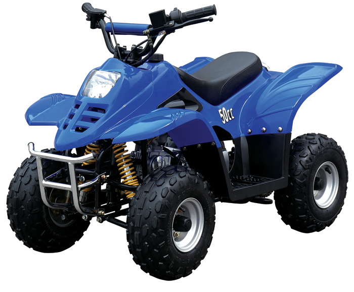 NEW 50CC GAS FOUR WHEELERES FOR KIDS(MC-303)