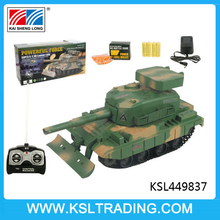 Hot items Henglong tank rc with sound and BB bullet