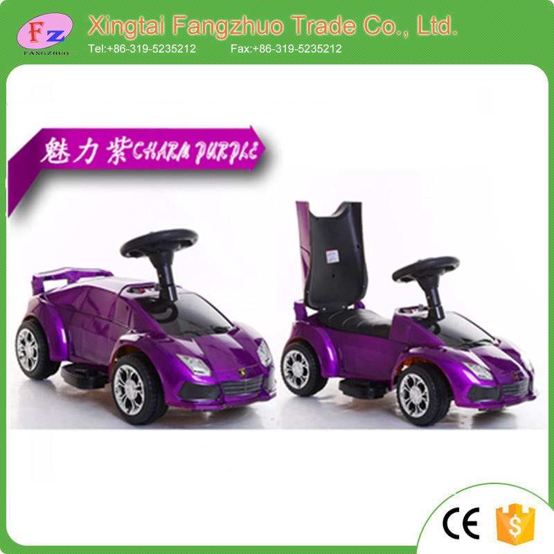 wholesale import high quality four wheel mini electric car teenagers/electric kids car