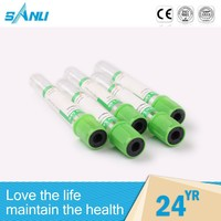 Factory direct supply free size vacuum blood collection tube