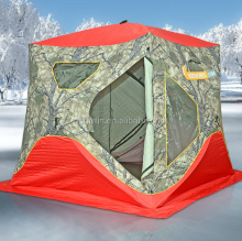 2018 factory price Storage Portable 3-Person Insulated winter Ice Fishing Tent